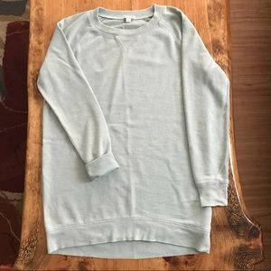 Gap Tunic Sweatshirt Top